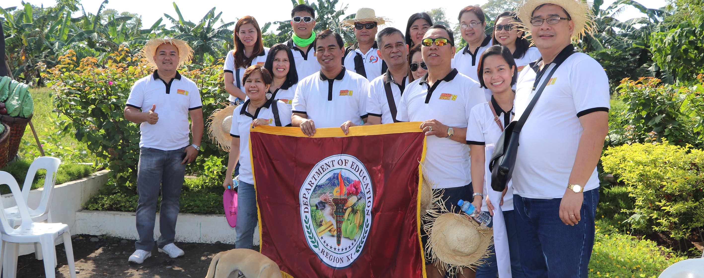 Tree Planting Activity - 45th anniversary CESB