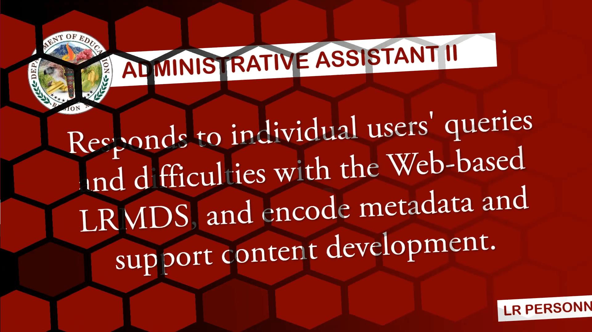 LRMDS infomercial v2 0
