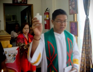 Blessing of the Institute of IPEd