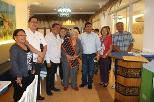 RD Escobarte made sure he would meet Sec. Briones after her encounter with DepEd Davao personnel