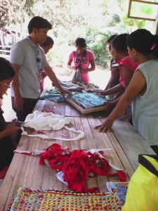 Jinglebert teaches livelihood skills